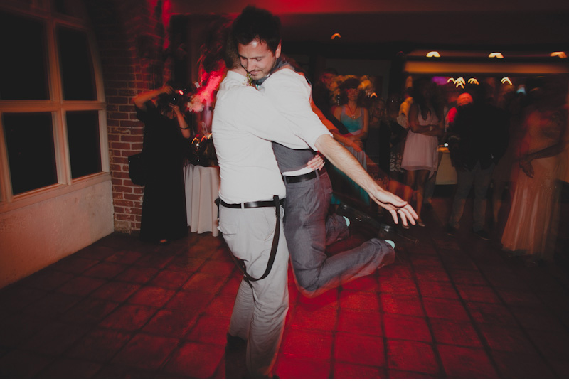 david t robbins dancing, groom dancing
