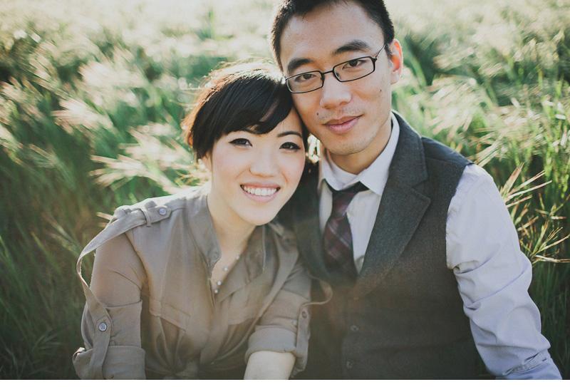 VK 51 Kirk & Vickie. Engaged.
