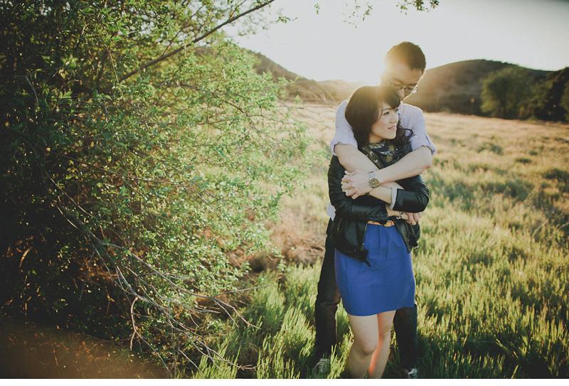VK 56 Kirk & Vickie. Engaged.