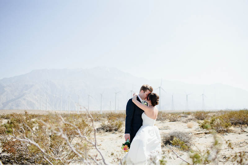 KM 40 Kevin & Melissa. Palm Springs Elopement.