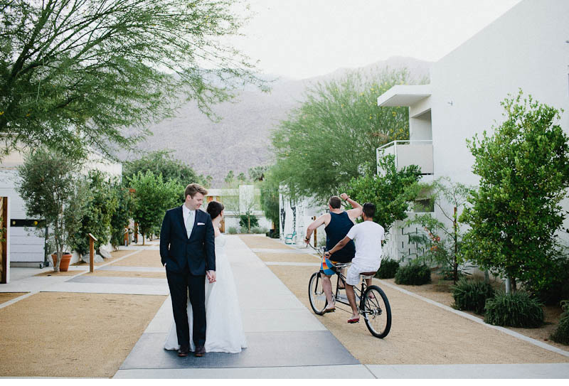 KM 49 Kevin & Melissa. Palm Springs Elopement.