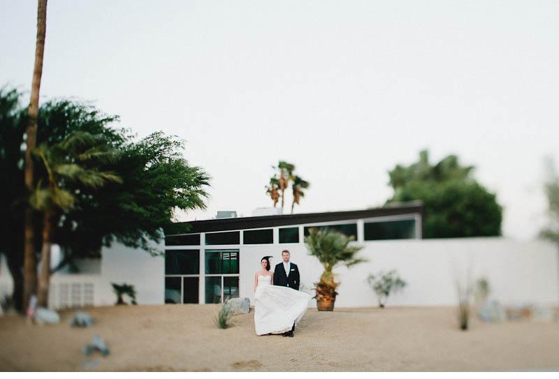 KM 58 Kevin & Melissa. Palm Springs Elopement.