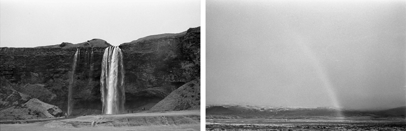 Iceland hp5 4 Iceland on Film