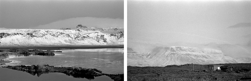 Iceland hp5 5 Iceland on Film